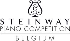 Logo Steinway Piano Competition Belgium