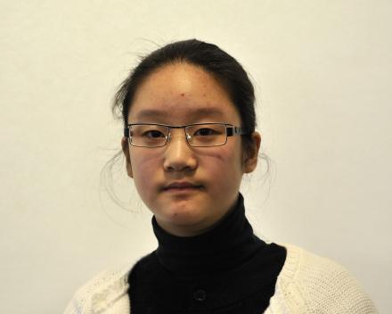 Xia Yi-An, Finaliste Editie 2013
