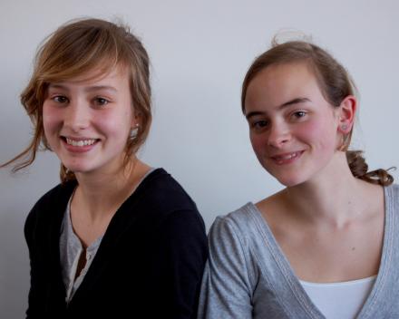 Tomassen Pauline & Lambrecht Maria-Laura, 1ste prijs Vierhandig